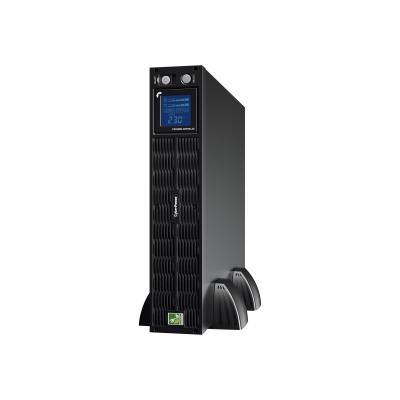 CyberPower Professional Rack Mount LCD Series PR2200ELCDRTXL2U - UPS - 1.65 kW - 2200 VA