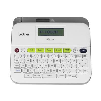 Brother P-Touch PT-D400AD - labelmaker - B/W - thermal transfer