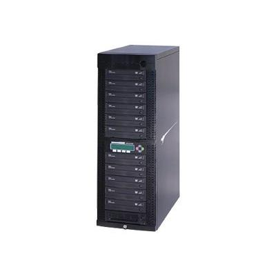 Kanguru DVD Duplicator 11 Target 24x with Internal Hard Drive - DVD duplicator - USB 2.0 - external  EXT