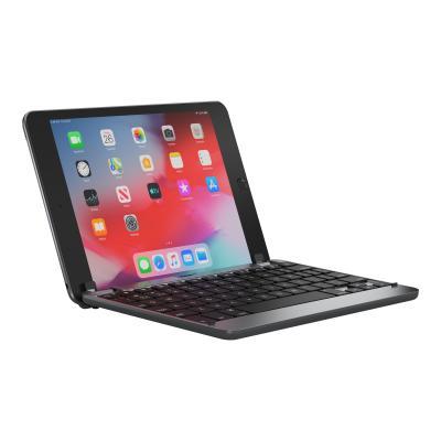 Brydge 7.9 180° - keyboard - space gray NI 5 AND 4 SPCGY