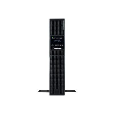 CyberPower Smart App Online OL1500RTXL2UN - UPS - 1350 Watt - 1500 VA 5P 100-125V RMCARD205 PRE-INST ALLED RACK/TOWER 3-Y