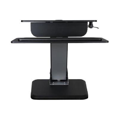 StarTech.com Height Adjustable Standing Desk Converter - Sit Stand Desk with One-finger Adjustment - Ergonomic Desk - mounting kit  STND