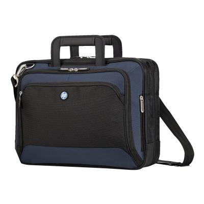 HP Evolution Checkpoint Friendly Case notebook carrying case LY