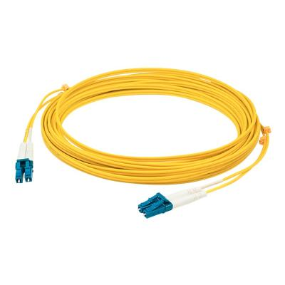 AddOn 10m LC OS1 Yellow Patch Cable - patch cable - 10 m - yellow  CABL