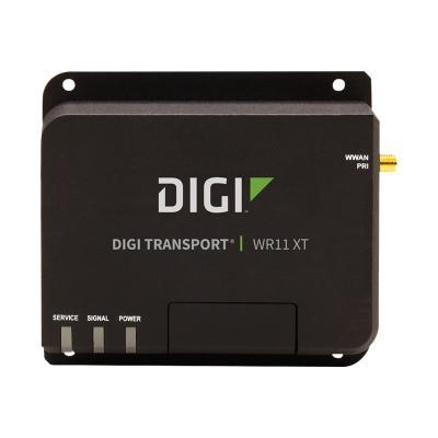 Digi TransPort WR11 XT - wireless router - WWAN - desktop (Latin America, EMEA) lar (4G LTE LATAM/ANZ)  Ethern et (1 Port).  No Ant