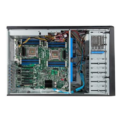 Intel Server System P4308CP4MHGC - tower - no CPU - 0 MB Systems Socket R 16x DDR3 ECC UDIMM 1333/1600  RDI