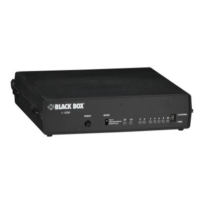 Black Box Code-Operated Switch - switch - 4 ports  SW853A-R3