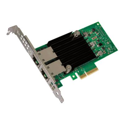 Intel Ethernet Converged Network Adapter X550-T2 - network adapter - PCIe 3.0 x4 - 10Gb Ethernet x 2
