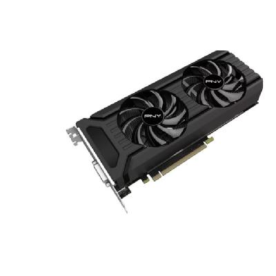 PNY GeForce GTX 1060 - graphics card - GF GTX 1060 - 3 GB E X16 DVI-D