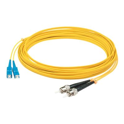 AddOn 15m SC to ST OS1 Yellow Patch Cable - patch cable - 15 m - yellow  CABL