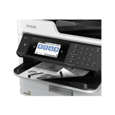 Epson WorkForce Pro WF-M5799 Supertank - multifunction printer - B/W  PRNT