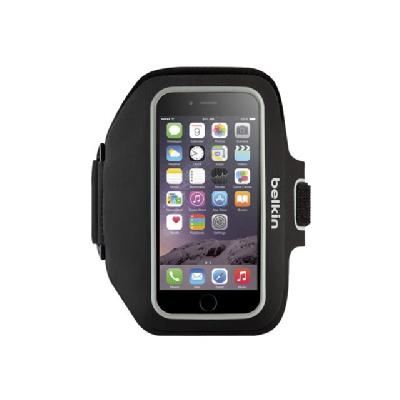 Belkin Sport-Fit Plus Armband - arm pack for cell phone + BLKTP/OVRCST