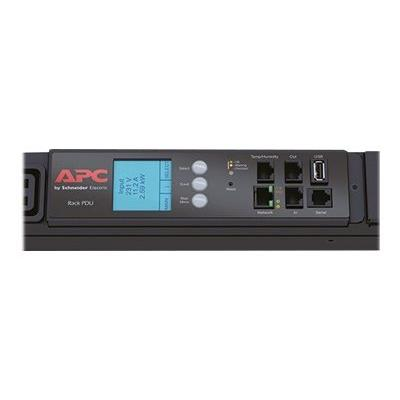 APC Metered Rack PDU - power distribution unit  PERP
