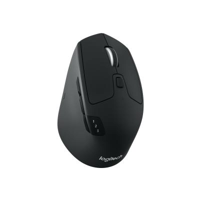 Logitech Triathlon M720 - mouse - Bluetooth, 2.4 GHz  WRLS