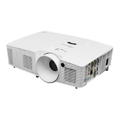 Optoma X351 - DLP projector - portable - 3D 1 Contrast  up to 8000 hour la mp life  Full 3D  1x