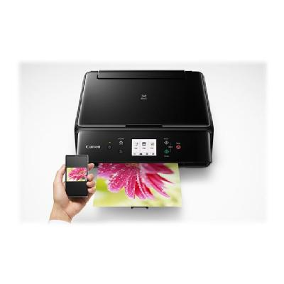 Canon PIXMA TS6020 - multifunction printer (color) et - Copier;Scanner - 4 x 6 Ph oto: Approx. 39 seco