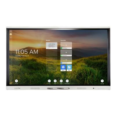 """SMART Board MX086-V2 Pro interactive display with iQ SBID-MX286-V2-PW MX Series - 86"""" Class (85.625"""" viewable) LED display - 4K SPERP"""