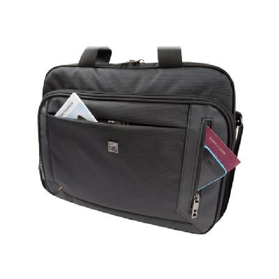 Gino Ferrari Titanium Aura - notebook carrying case  CASE
