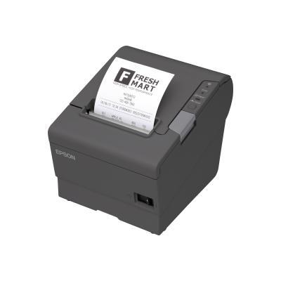 Epson TM T88V - receipt printer - B/W - thermal line 06; EBCK  TP 300MM/SEC USB DA