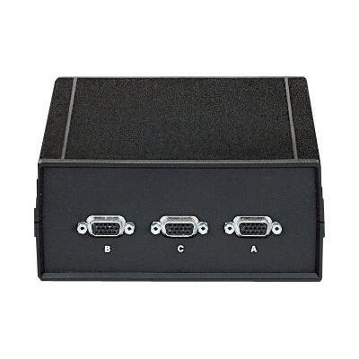 Black Box Video Switch - monitor switch - 2 ports WL780A-FFF