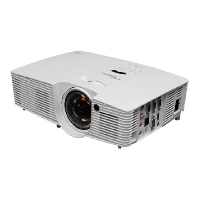 Optoma X316ST - DLP projector - portable - 3D 20000 :1 Contrast 0.6 1 throw ratio Full 3D HDMI 1