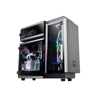 Thermaltake Level 20 - Tempered Glass Edition - tower - extended ATX mm Tempered Glassx4