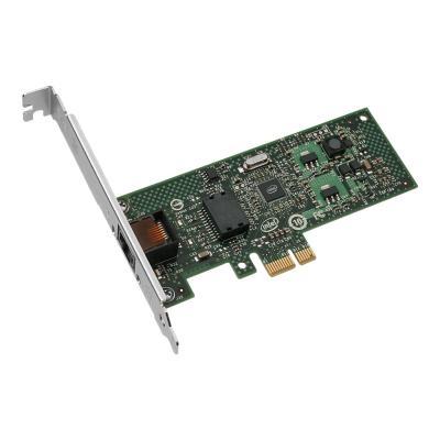 Intel Gigabit CT Desktop Adapter - network adapter - PCIe net Adapter  1x RJ45 Port  PCI e v1.1 x1 Interface