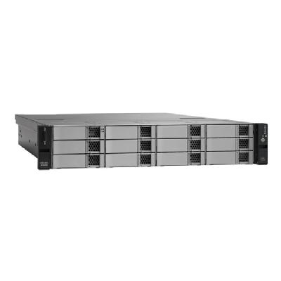 Cisco Connected Safety and Security UCS C240 - rack-mountable - Xeon E5-2620 2 GHz - 16 GB - 0 GB  LICS