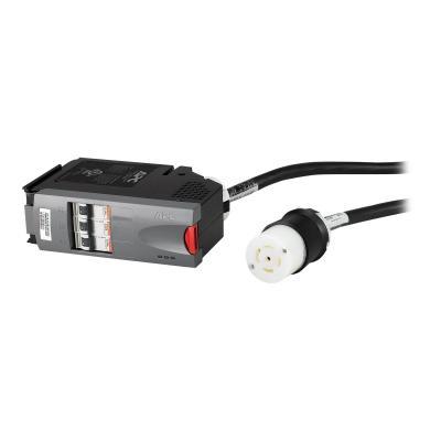 APC IT Power Distribution Module - automatic circuit breaker  Pole 5 Wire 30A L21-30 620cm