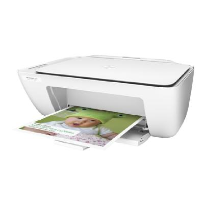 HP Deskjet 2130 All-in-One - multifunction printer (color) (English, French, Spanish / Canada, United States)  Thermal Inkjet - Print  copy  scan - Print speed