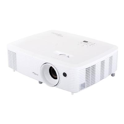 Optoma HD27 - DLP projector - portable - 3D  PROJ