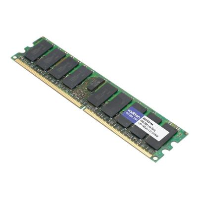 AddOn 2GB DDR2-667MHz UDIMM for HP PX977AT - DDR2 - 2 GB - DIMM 240-pin - unbuffered B DDR2-667MHz Unbuffered Dual Rank 1.8V 240-pin CL