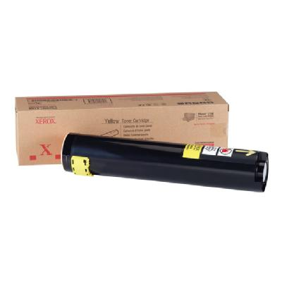 Xerox Phaser 7750 - yellow - original - toner cartridge 000 pages - Phaser EX7750  Pha ser 7750