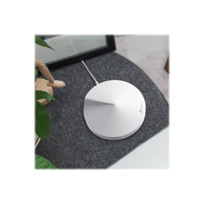 TP-Link Deco M9 Plus - Wi-Fi system - 802.11a/b/g/n/ac, Bluetooth 4.2, ZigBee Home Automation 1.2 - desktop H WI-FI SY