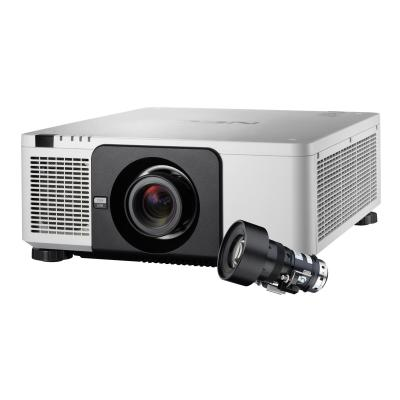 NEC NP-PX1004UL-W-18 - PX Series - DLP projector - standard throw zoom - 3D allation Laser Projector w/Len s Native:WUXGA 1920