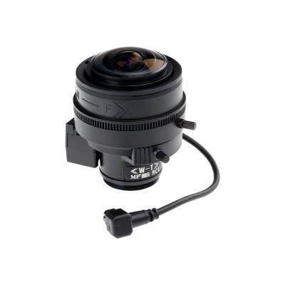 Fujinon CCTV lens - 2.2 mm - 6 mm th DC-Iris. Compatible with e. g. AXIS P1353/-E  P1