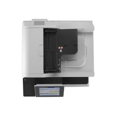 HP LaserJet Enterprise MFP M725dn - imprimante multifonctions - Noir et blanc (Anglais, français, espagnol / Canada, Mexique, Etats-Unis, Amérique latine (sauf Argentine, Brésil, Chili))  PRNT