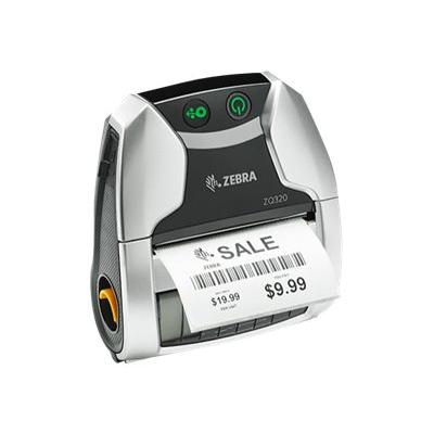 Zebra ZQ300 Series ZQ320 Mobile Label and Receipt Printer - receipt printer - B/W - direct thermal  PRNT