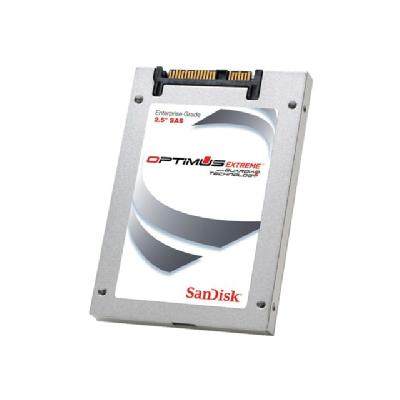 SanDisk Optimus Extreme - solid state drive - 100 GB - SAS 6Gb/s  2.5