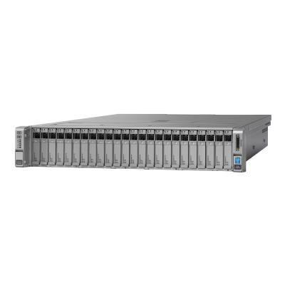 Cisco UCS SmartPlay Select C240 M4 Advanced 1 - rack-mountable - Xeon E5-2680v3 2.5 GHz - 256 GB - no HDD  SYST