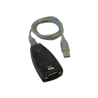 Tripp Lite Keyspan High Speed USB to Serial Adapter - serial adapter (United States)  CABL