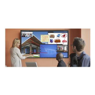 "Planar QE7550-T QE Touch Series - 75"" LED display - 4K 160"