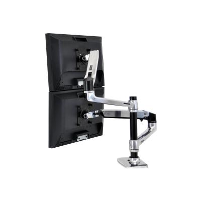 Ergotron LX Arm - Extension and Collar Kit - mounting component - for LCD display it;