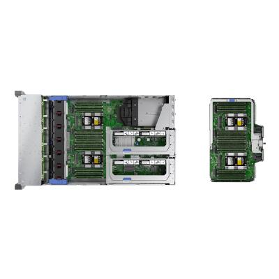 HPE ProLiant DL580 Gen10 - rack-mountable - no CPU - 0 GB - no HDD  SYST