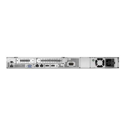 HPE ProLiant DL20 Gen10 - rack-mountable - no CPU - 0 GB - no HDD  SYST