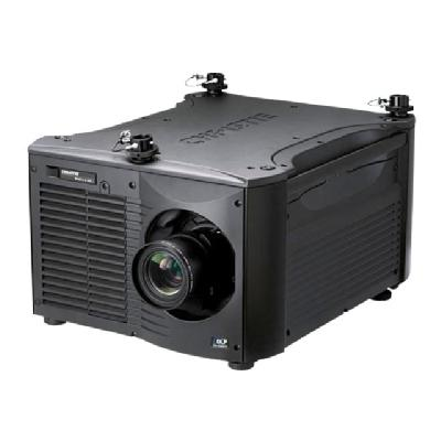 Christie J Series Roadster S+22K-J - DLP projector - with Legacy CT Lensmount & Yellow Notch Filter TCH FLTR