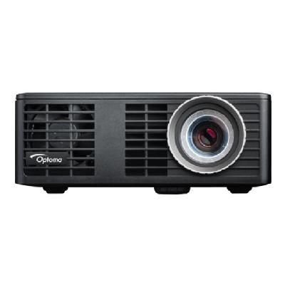 Optoma ML750 DLP projector - 3D (North America) .87lbs)  10 000:1 contrast rat io  HDMI/MHL  Univer