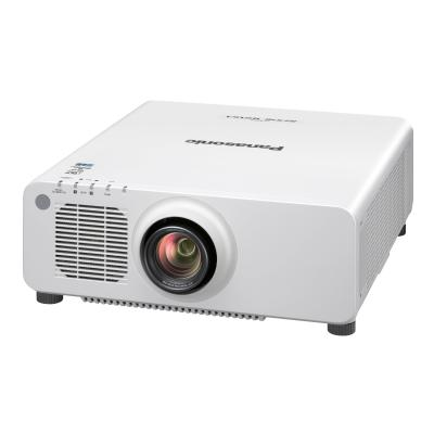 Panasonic PT-RZ970LWU - DLP projector - no lens - LAN ector (10 000 lm) w/Digital Li nk  Edge Blending  P
