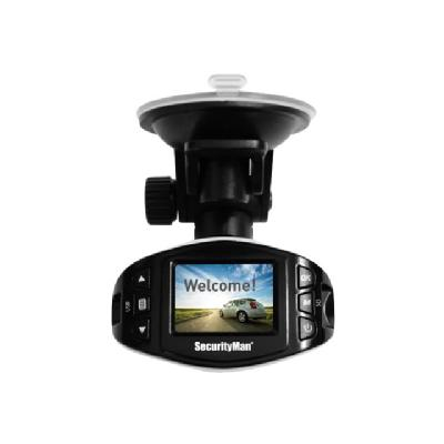SecurityMan CARCAM-SDEII - dashboard camera  RECORDING