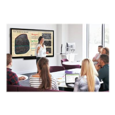 "Sharp PN-C861H Aquos Board - 86"" Class (85.6"" viewable) LED display - 4K  MNTR"